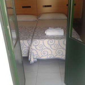 Habitaciones Pensión Mar en Portomarín