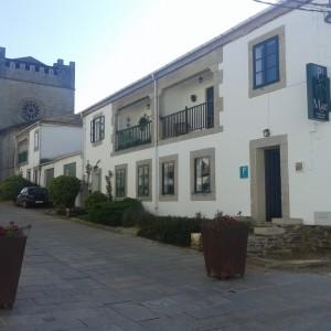 Pensión Mar en Portomarín (Lugo)